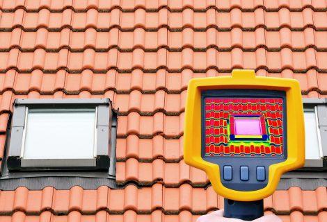 Thermische Mängel, Feuchteschäden und Lüftungsmängel, mittels Thermografie sichtbar machen und weitere Einsatzbereiche der Thermografie