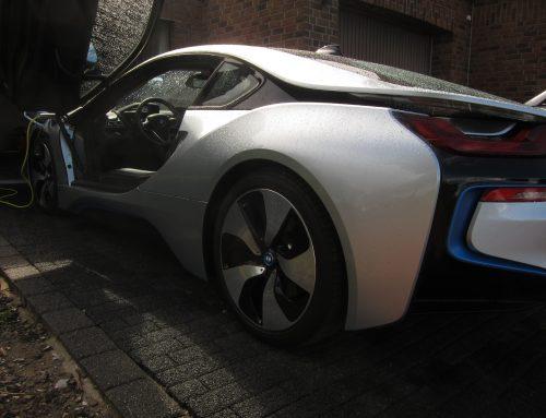 Elektrostress im Auto — Messung magnetischer Wechselfelder